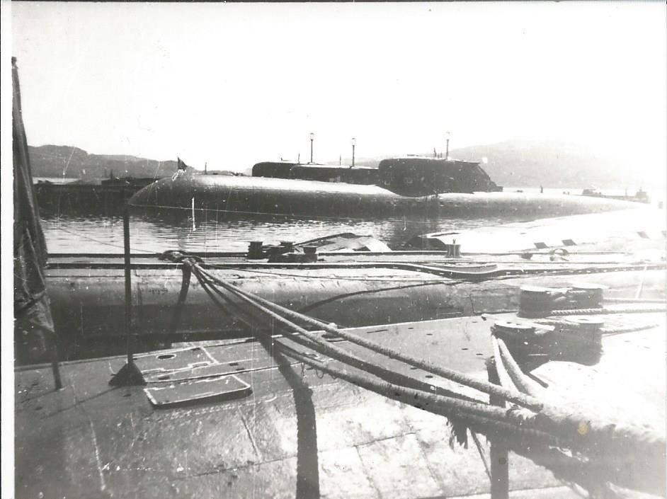 проект подводной лодки 670м чайка