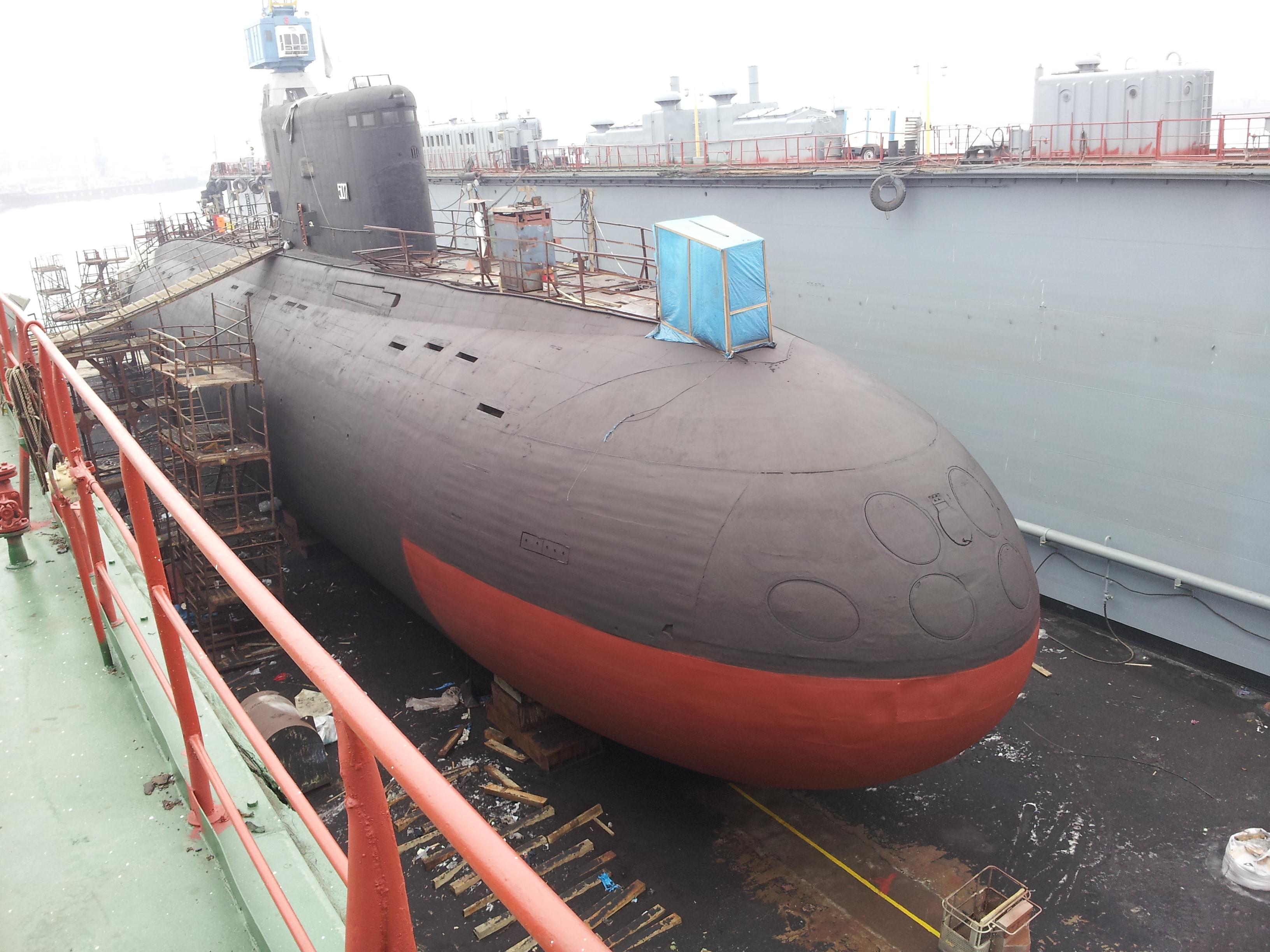 водородный наркоз на подводных лодках