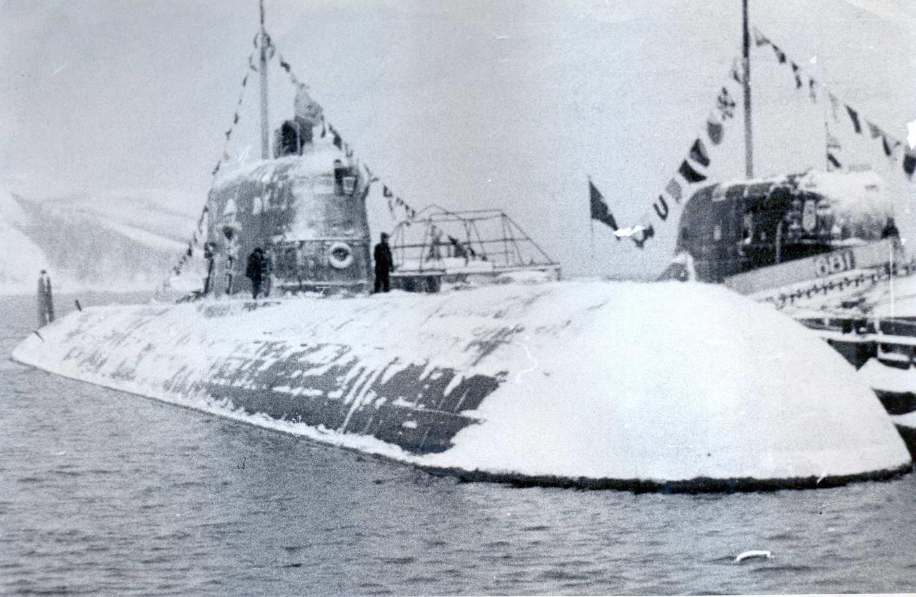 лодка проекта 685 плавник