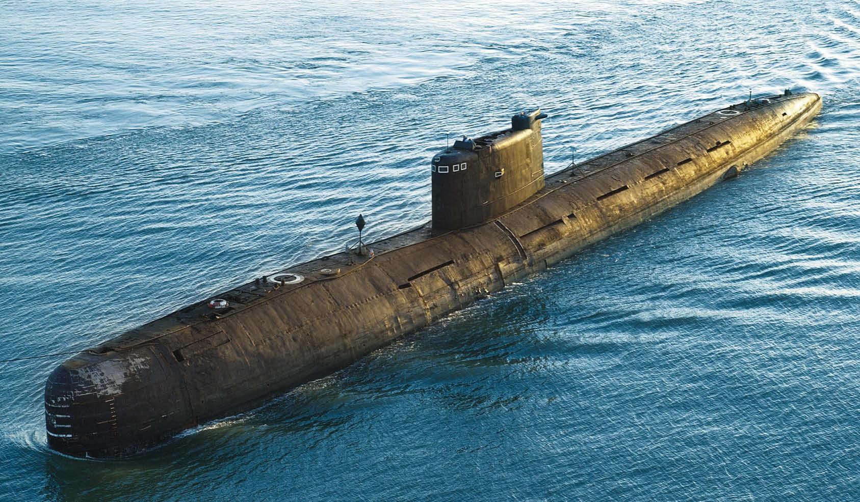 видео подводные лодки серии с