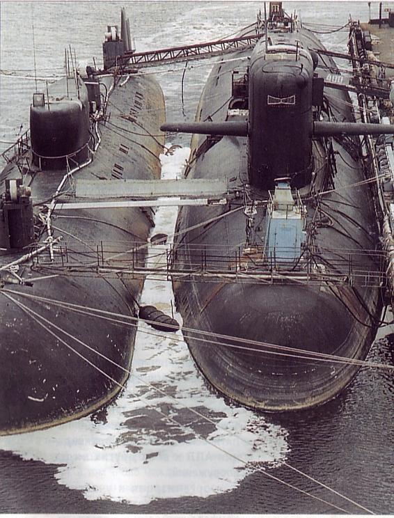 проект 661 атомная подводная лодка