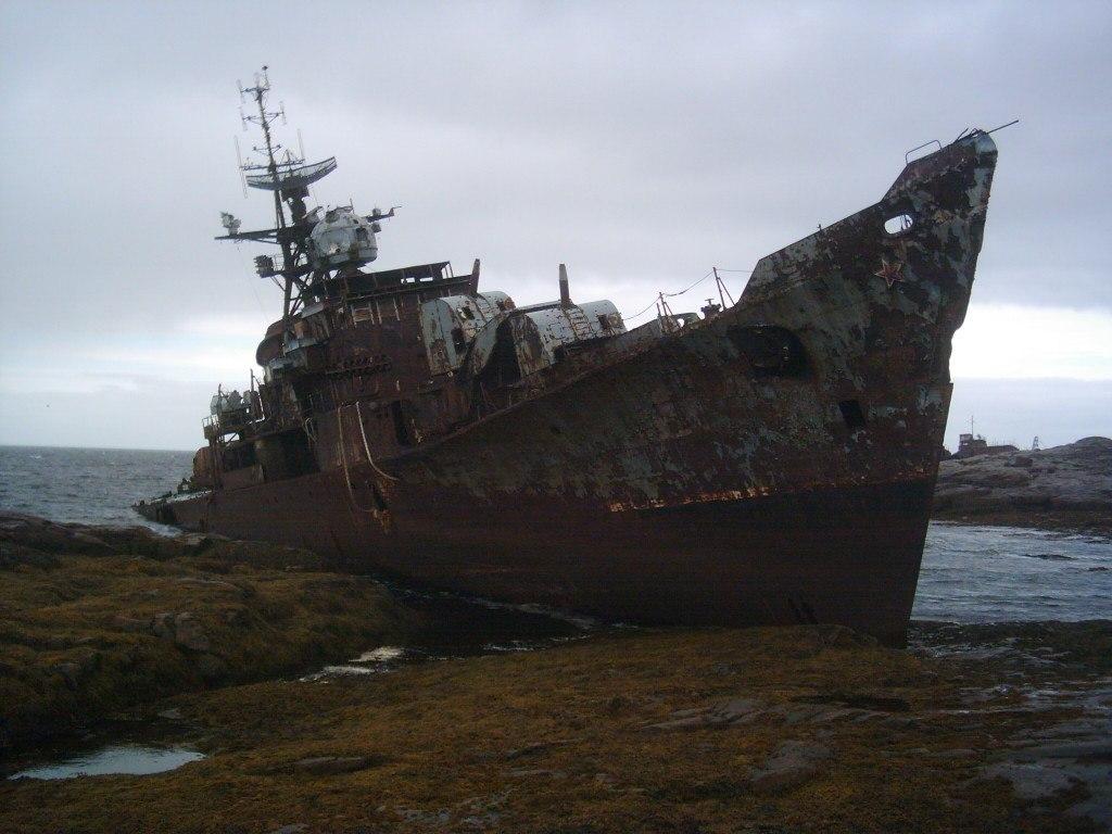 Фото гремихи базы российского флота