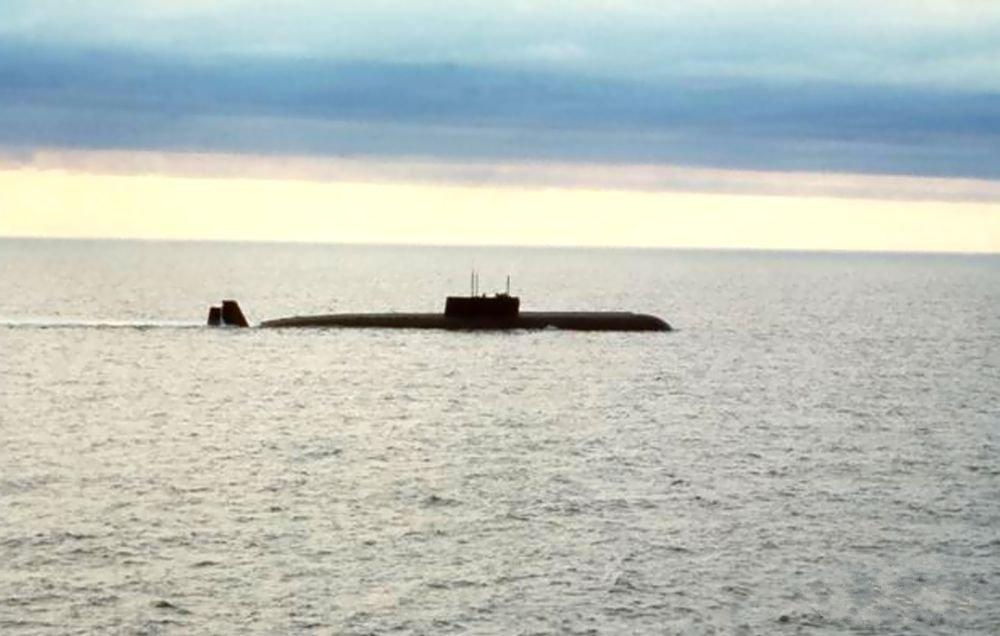 подводная лодка проект анчар