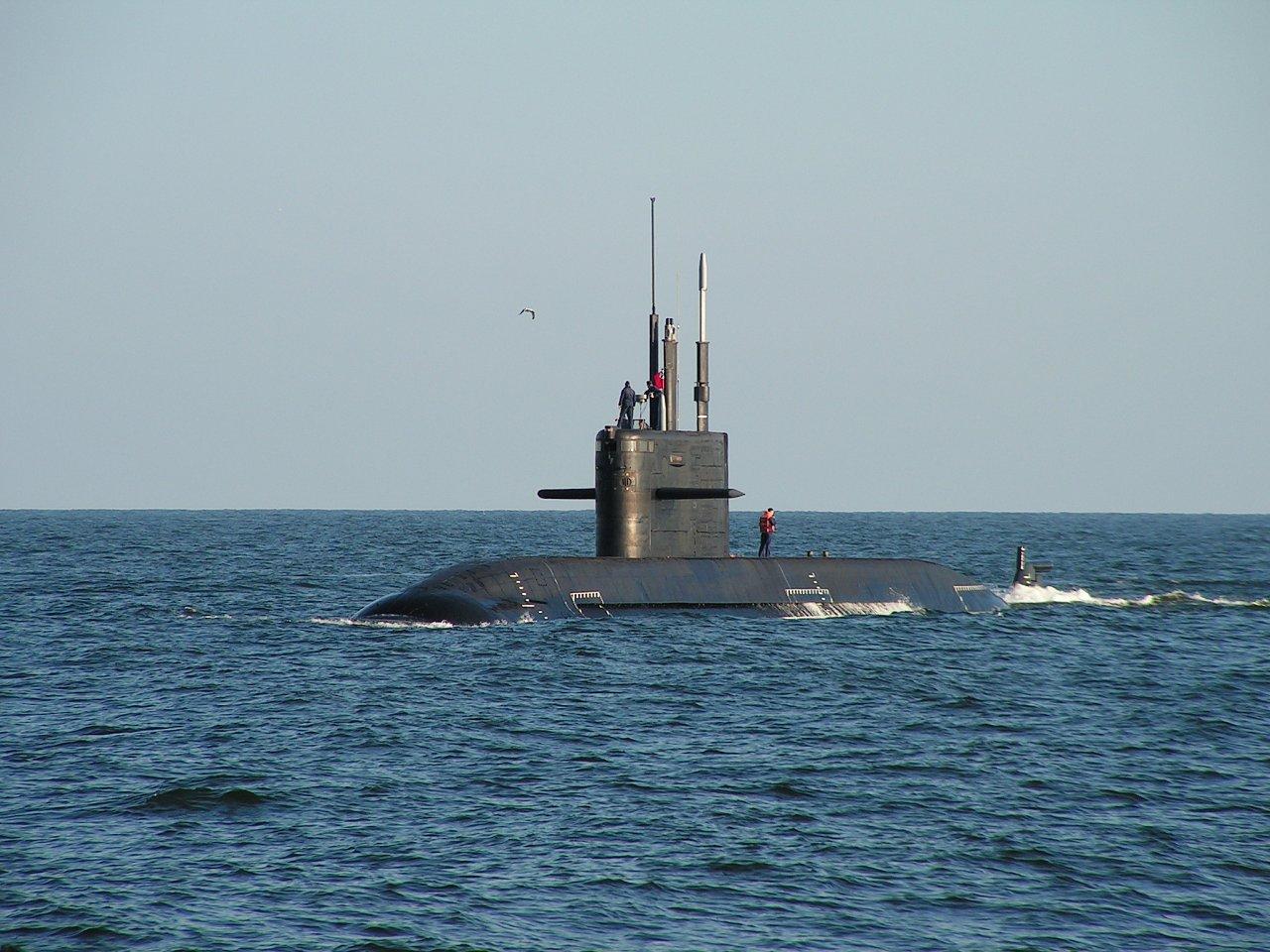 разработка проектов подводных лодок макаров