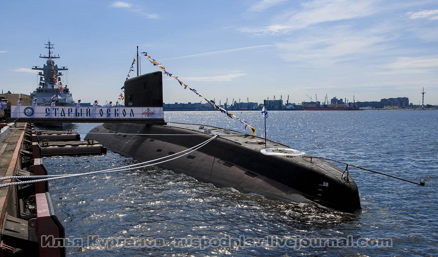 подводная лодка б-262