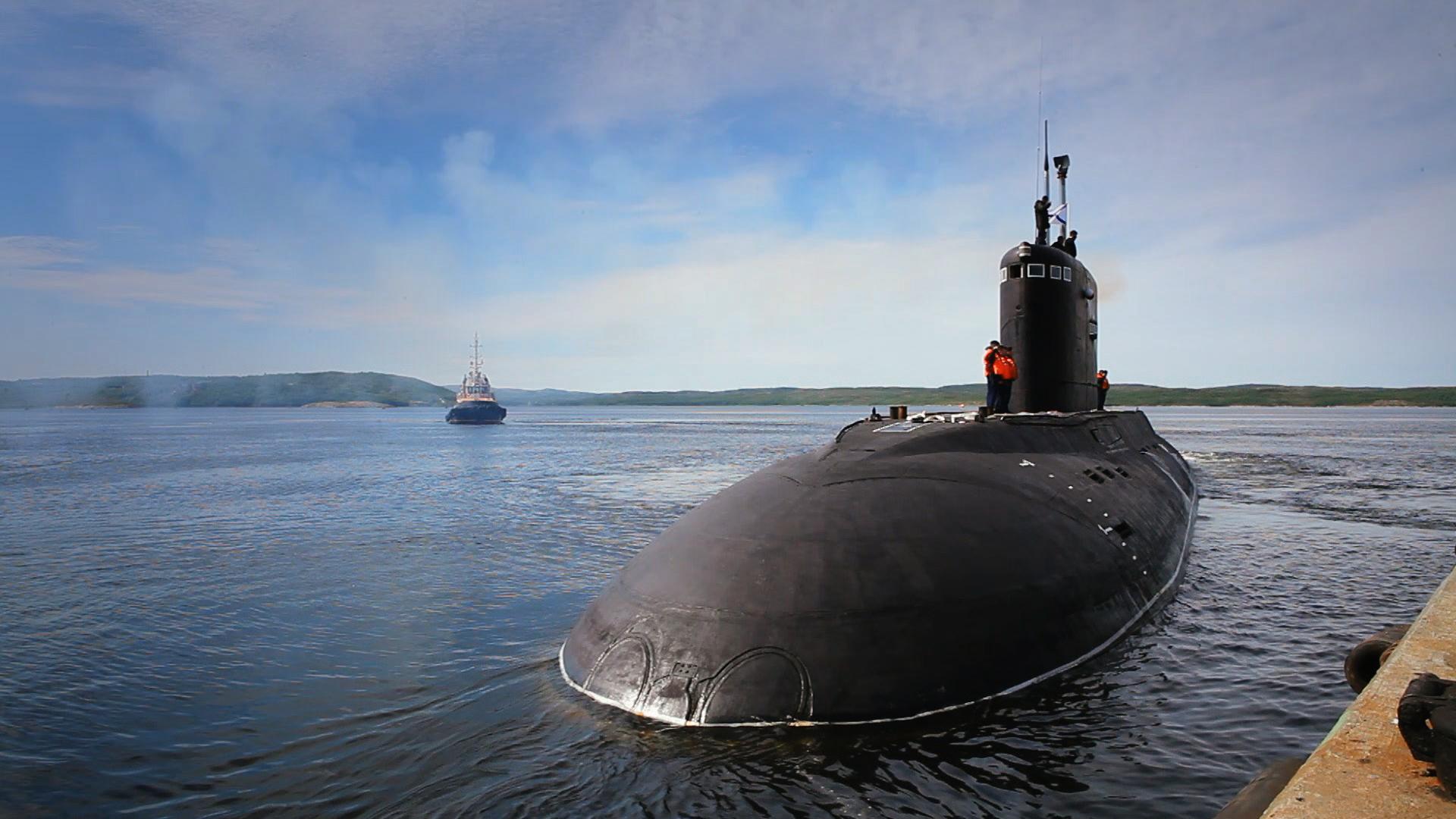 подводные лодки россии фото и видео
