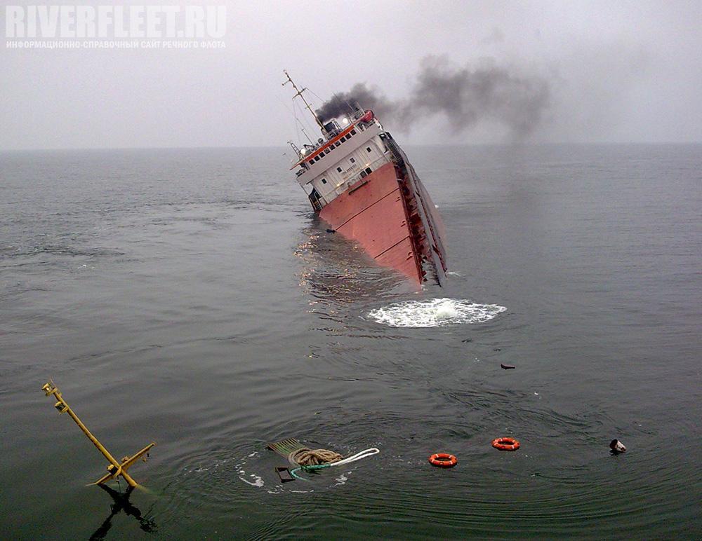 Фейлы грузовых кораблей.