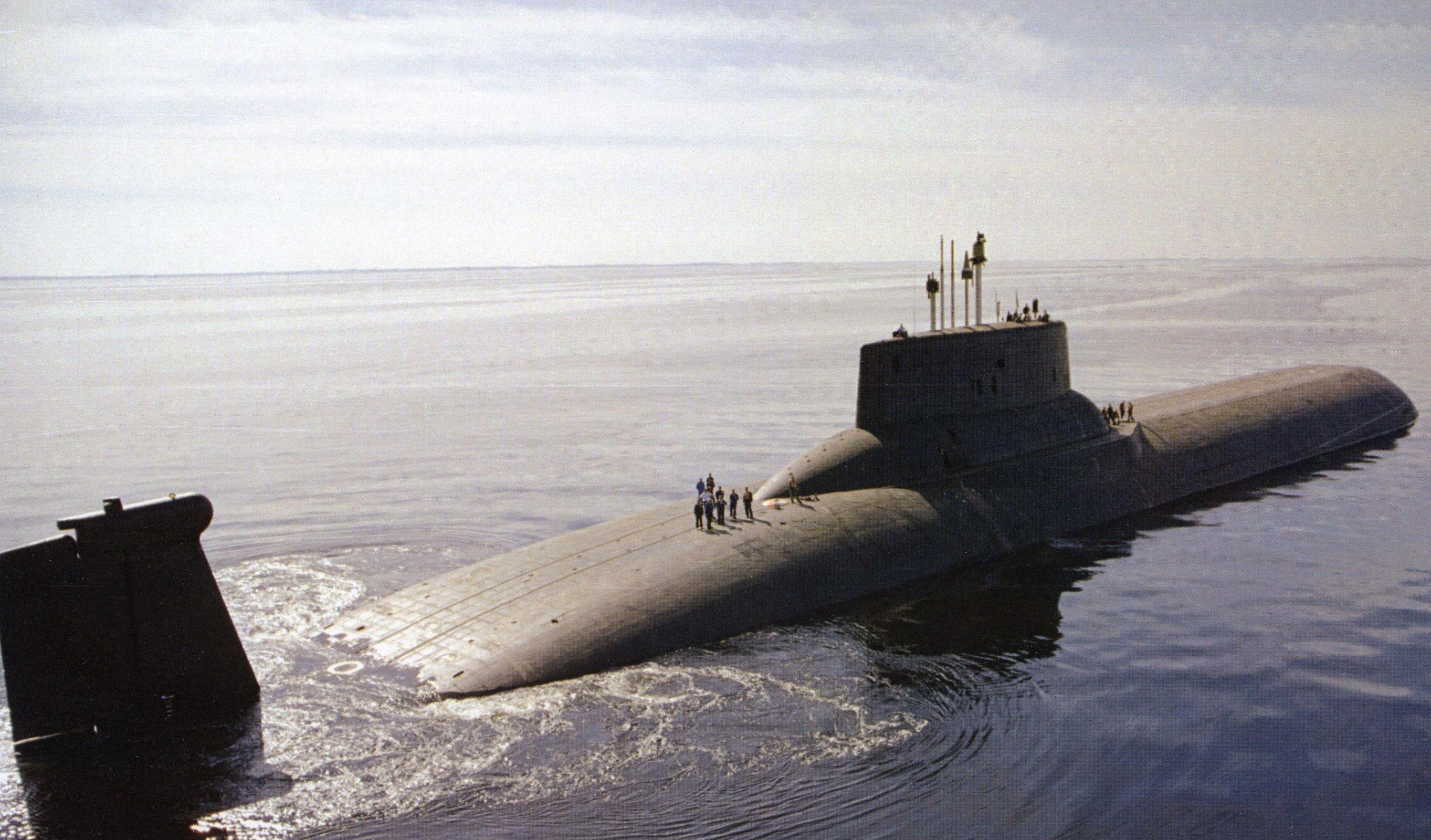 гепард самая тихоходная и самая маневренная подводная лодка в мире