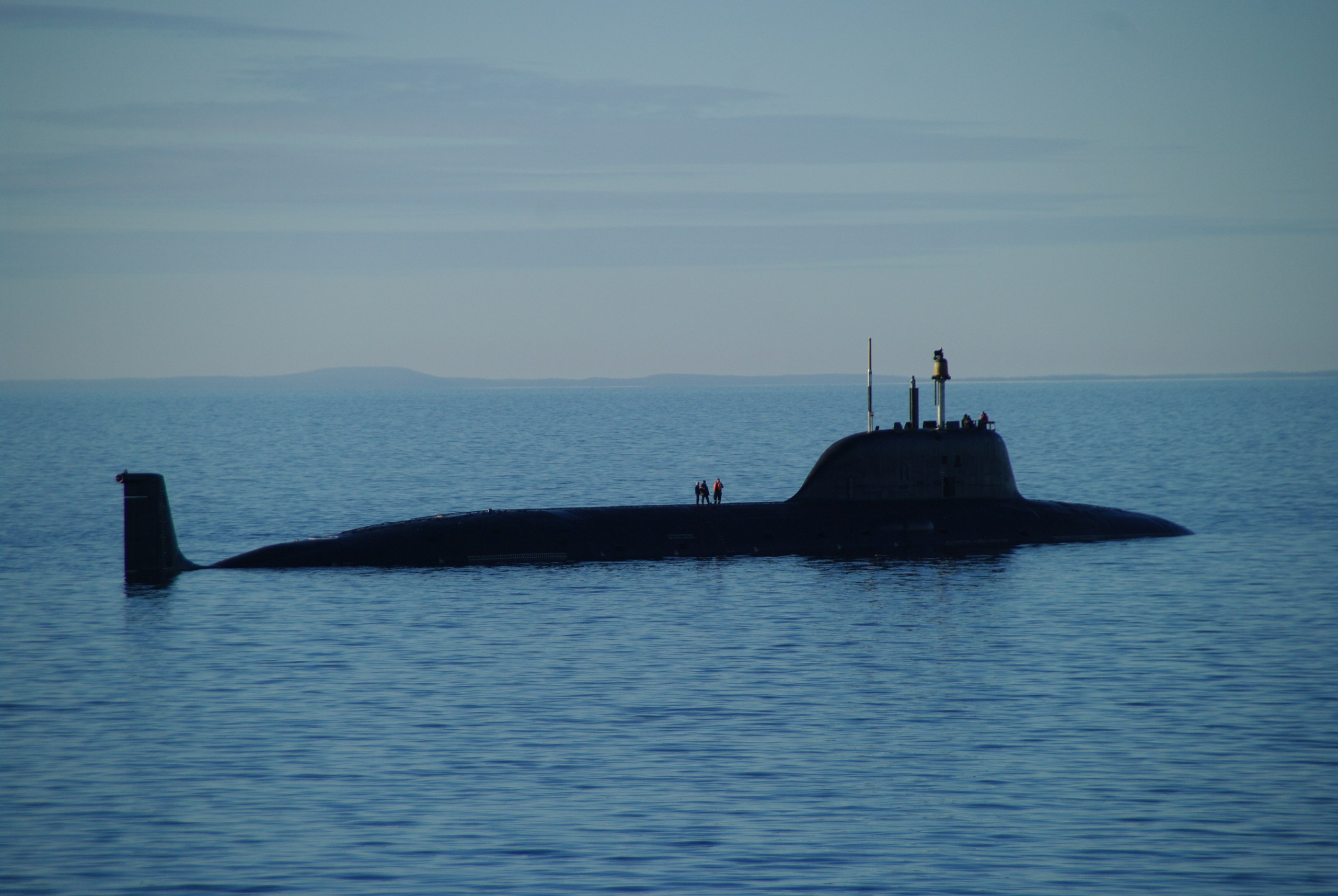 подводные лодки проекта 654