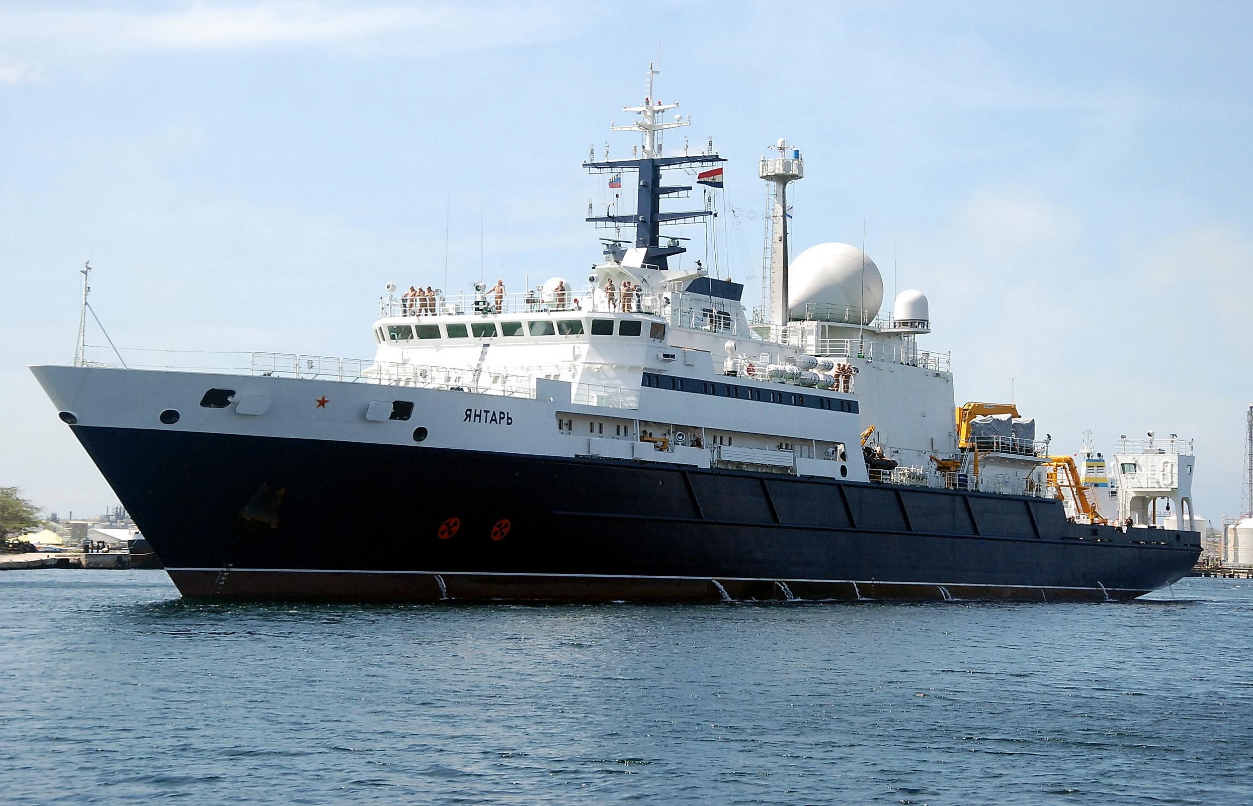 фото судна янтарь