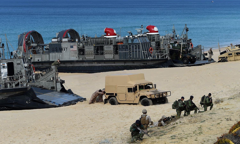 специальной фото переправочных средств армий нато представляет собой