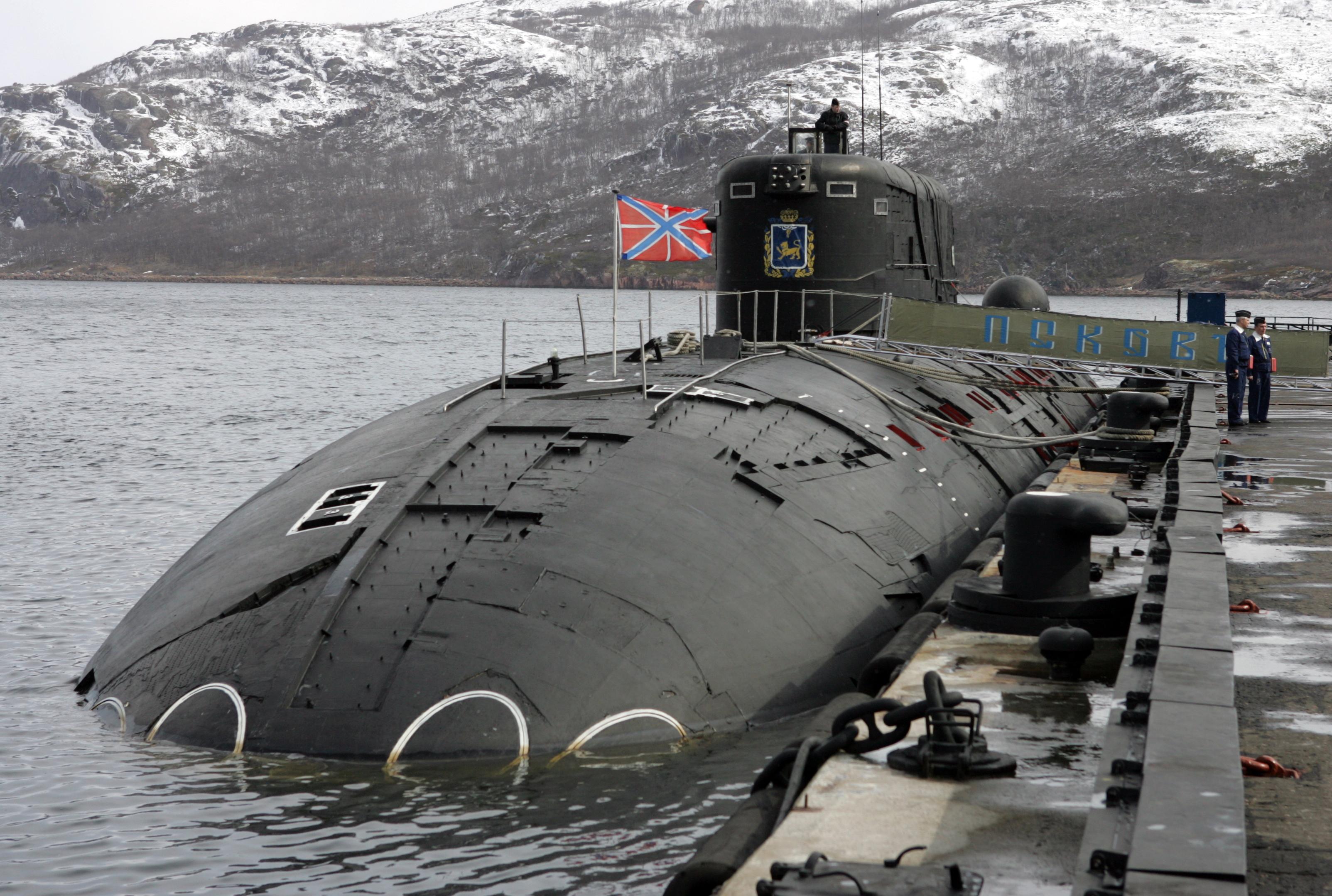 подводная лодка последний иван
