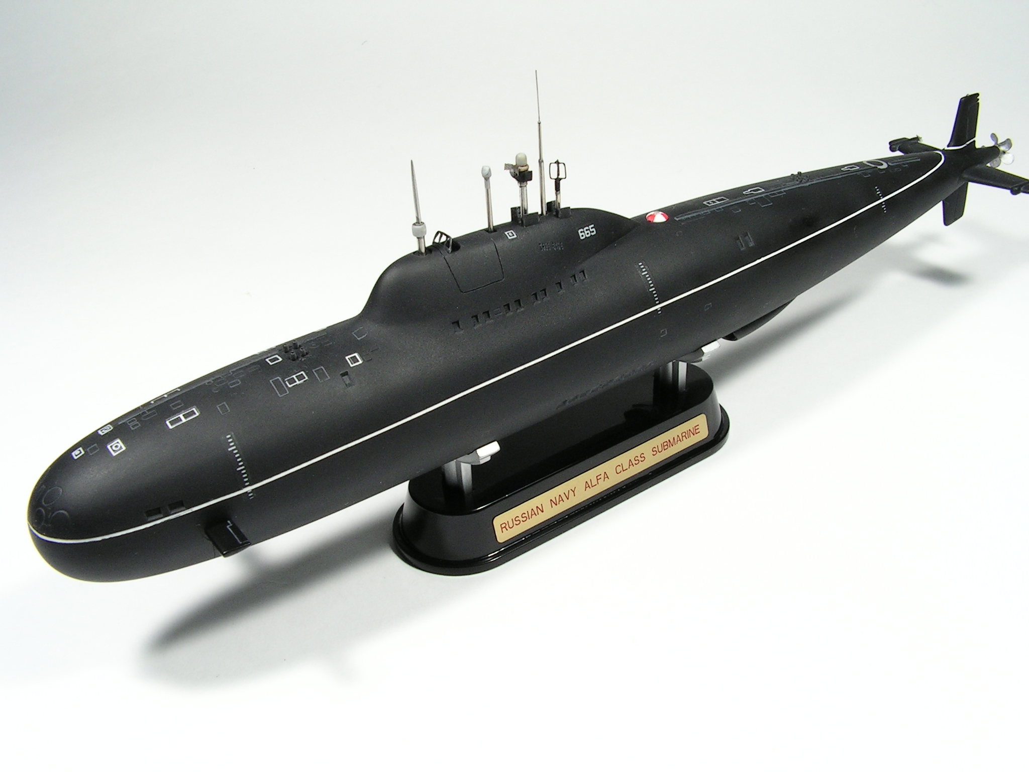титановые подводные лодки 705