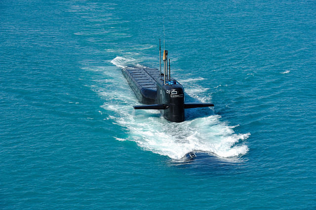 фотки с подводными лодками