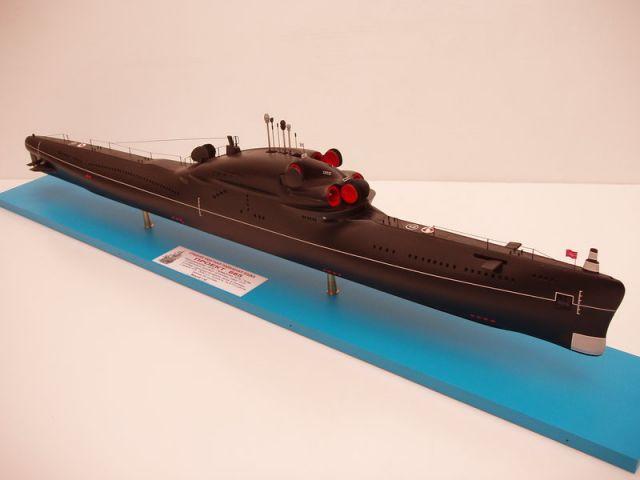 Как сделать своими руками макет подводной лодки - Права на моторную лодку со скольки лошадей